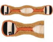 Abnehmbarem Fell für anatomisch Kurzgurt