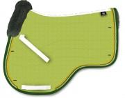 MER-SYSTEM Eurofit saddlepad with lambskin