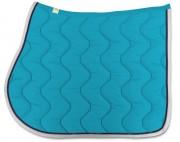 Cotton Saddle Pad-Decorative Strip