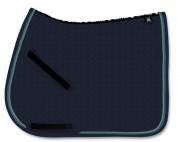 Square saddle pad - Mattes