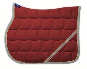 LARGE RHINESTONE Quadro Saddle Pad
