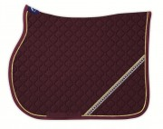GREAT RHINESTONE Quer Saddle Pad
