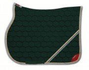LARGE RHINESTONE W7 Saddle Pad