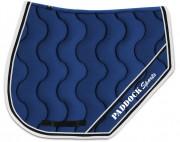 Schabracke Sports mit Logo Stickerei