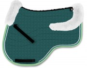 Eurofit Saddle Pad with Lambskin Panels