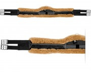 Long Asymmetrical Girth With Lambskin