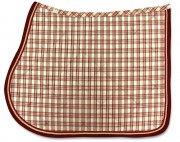 Madras Saddle Pad