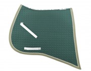 Baroque-Square Saddle pad