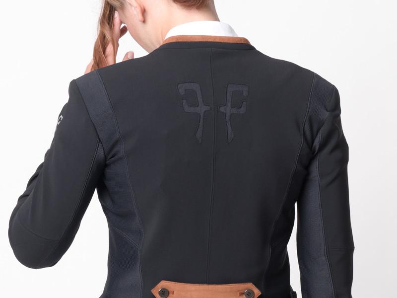 Veste aérotech femme dos