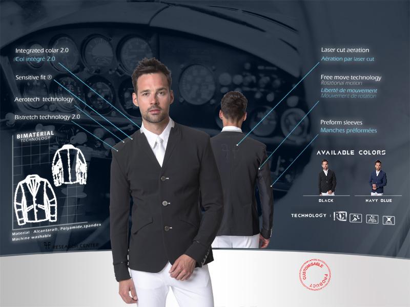 Technicité veste aérotech homme